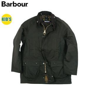 バブアー BARBOUR KIDS クラシックビューフォート CWX0021 オリーブ 送料無料|aandfshop