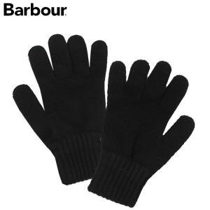 バブアー BARBOUR ラムズウールグローブ MGL0006 ブラック|aandfshop
