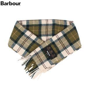 バブアー BARBOUR ラムズウールマフラー クラシックタータン USC0001 エンシャントタータン(TN51)|aandfshop