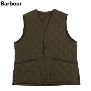 バブアー BARBOUR キルトベストナイロン SMQ0007 オリーブ(OL91)|aandfshop