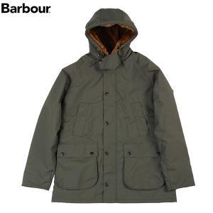 バブアー BARBOUR メンズ フーデッドスリムフィットビデイル MCA0439 オリーブ51 送料無料|aandfshop