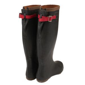 Wetland ウェットランド ウィメンズ 折りたたみ長靴 レッド 女性用|aandfshop|03