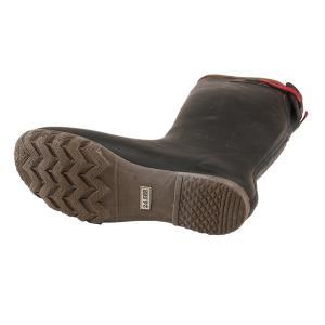Wetland ウェットランド ウィメンズ 折りたたみ長靴 レッド 女性用|aandfshop|04