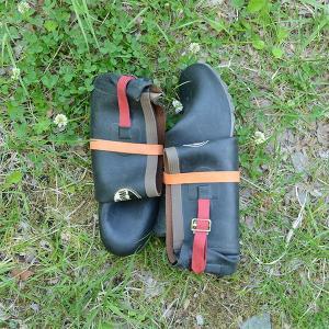 Wetland ウェットランド ウィメンズ 折りたたみ長靴 レッド 女性用|aandfshop|05