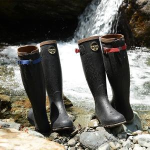 Wetland ウェットランド ウィメンズ 折りたたみ長靴 レッド 女性用|aandfshop|06