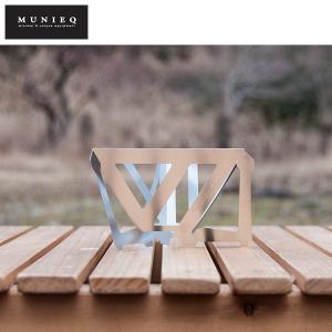 MUNIEQ ミュニーク Tetra Drip 01S コーヒードリップ 日本製 携帯