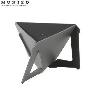 MUNIEQ ミュニーク Tetra Drip 02P グレー|aandfshop