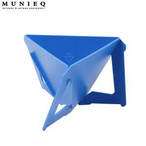 MUNIEQ ミュニーク Tetra Drip 02P ブルー|aandfshop