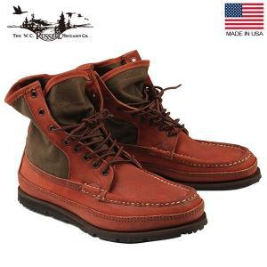 ラッセルモカシン RUSSELL MOCCASIN サファリ PH アメリカ製 ブーツ 靴 送料無料|aandfshop