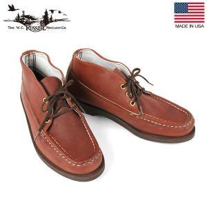 ラッセルモカシン RUSSELL MOCCASIN チャッカー アメリカ製 ブーツ 靴 200-7 送料無料|aandfshop