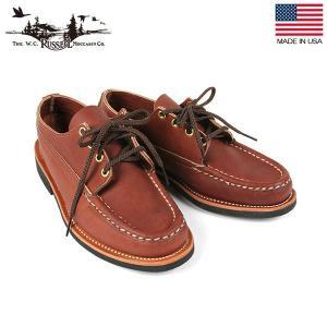 ラッセルモカシン RUSSELL MOCCASIN フィッシングオックスフォード アメリカ製 ブーツ 靴 1272-7 送料無料|aandfshop