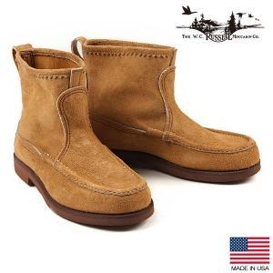 ラッセルモカシン RUSSELL MOCCASIN ノックアバウトブーツ ララミー アメリカ製 ブーツ 靴 S4070-7 送料無料|aandfshop