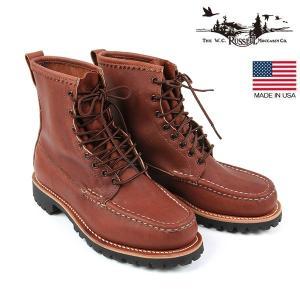 ラッセルモカシン RUSSELL MOCCASIN ハイカー アメリカ製 ブーツ 靴 3170-LG 送料無料|aandfshop