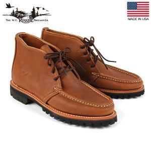 ラッセルモカシン RUSSELL MOCCASIN チャッカーハイカー アメリカ製 ブーツ 靴 H200-LGR 送料無料|aandfshop
