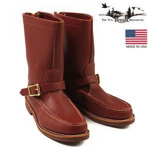 ラッセルモカシン RUSSELL MOCCASIN スネークプルーフブーツ アメリカ製 ブーツ 靴 S9107Z-9 送料無料|aandfshop