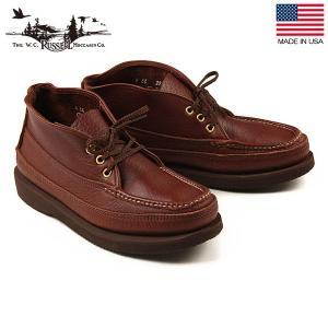 ラッセルモカシン RUSSELL MOCCASIN スポーティングクレーチャッカー ウエザータフレザー アメリカ製 ブーツ 靴 200-27W 送料無料|aandfshop