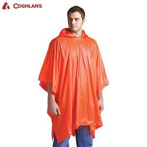 COGHLANS コフラン ライトウエイトポンチョ オレンジ 9267|aandfshop