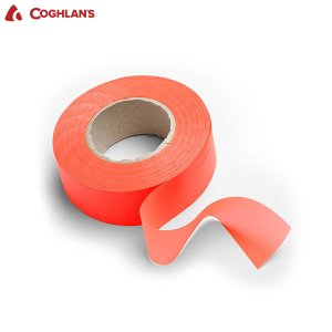 COGHLANS コフラン オレンジトレイルテープ 1018|aandfshop