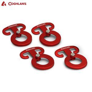 コフラン アンカークリップ 4パック 2070 COGHLANS aandfshop