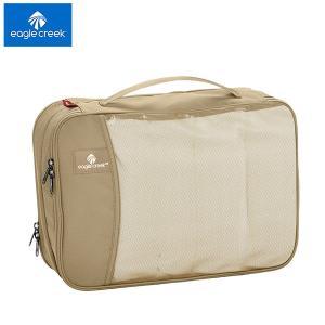 イーグルクリーク EagleCreek パックイットクリーンダーティーキューブ タン 収納ポーチ 旅行用品 収納 バッグ ポーチ SALE|aandfshop