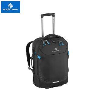 イーグルクリーク EagleCreek エクスパンスフコンバーチブルインターナショナルキャリーオン ブラック 旅行用品 収納 バッグ ポーチ|aandfshop