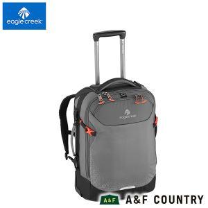 イーグルクリーク EagleCreek エクスパンスフコンバーチブルインターナショナルキャリーオン ストーングレー 旅行用品 収納 バッグ ポーチ|aandfshop