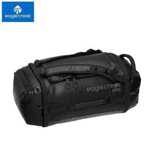 イーグルクリーク EagleCreek イーグルクリーク カーゴハウラーダッフル60L ブラック 旅行用品 収納 バッグ ボストンバッグ ダッフルバッグ|aandfshop