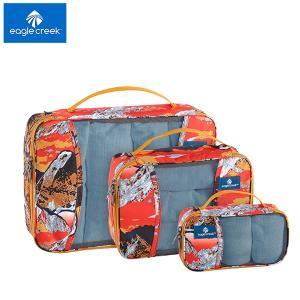 イーグルクリーク EagleCreek パックイットキューブセット スエノアンデス 収納ポーチ 旅行用品 収納 バッグ ポーチ|aandfshop
