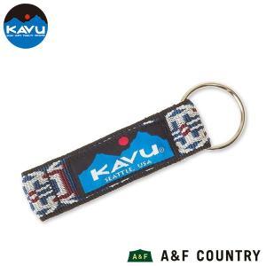 カブー KAVU ロゴキーチェーン ヘリテージトレイル|aandfshop
