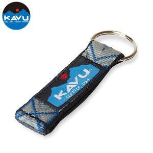 カブー KAVU ロゴキーチェーン ツインイオン キーホルダー|aandfshop