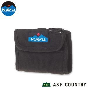 カブー KAVU ワリーワレット ブラック 財布|aandfshop