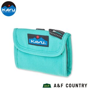 カブー KAVU ワリーワレット ミント 財布|aandfshop