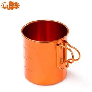ジーエスアイ GSI バガブーカップ オレンジ|aandfshop
