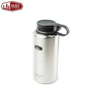 ジーエスアイ GSI マイクロライト ツイストボトル 1000 ステンレス|aandfshop