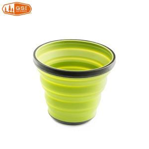 ジーエスアイ エスケープカップ グリーン GSI|aandfshop