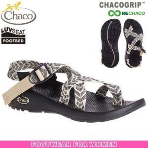 チャコ Chaco Ws Z/2 クラシック トリンB+W 女性用 送料無料 サンダル スポーツサンダル aandfshop