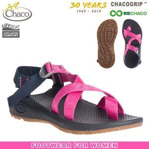 チャコ Chaco ウィメンズ Zクラウド2 30thアニバーサリー マジェンタ 女性用 サンダル スポーツサンダル|aandfshop