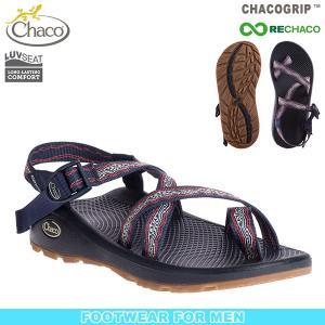チャコ Chaco メンズ Z クラウド2 トリネイビー サンダル スポーツサンダル|aandfshop