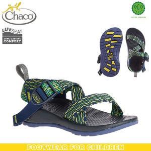 チャコ Chaco KIDS Z/1 エコトレッド リオグリーン|aandfshop
