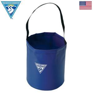 シアトルスポーツ SEATTLE SPORTS キャンプバケット ブルー|aandfshop