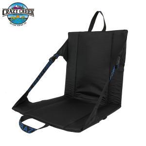 クレイジークリーク CRAZY CREEK オリジナルチェア ブラック 椅子|aandfshop