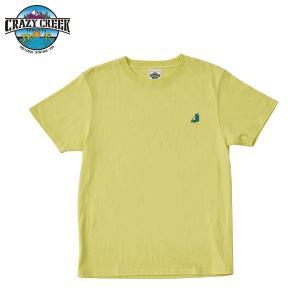クレイジークリーク CRAZY CREEK メンズ Chair Tシャツ ゴールド|aandfshop
