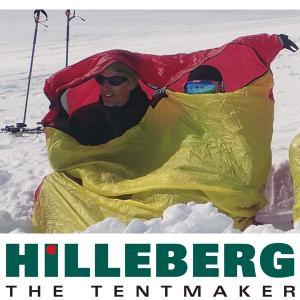 ヒルバーグ HILLEBERG ウインドサック2 レッド 送料無料|aandfshop