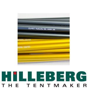 ヒルバーグ HILLEBERG ポールセクション 17mm aandfshop