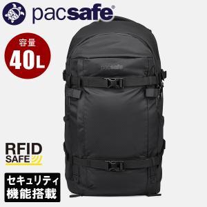 パックセーフ pacsafe ベンチャーセーフ X40 ブラック 送料無料 aandfshop