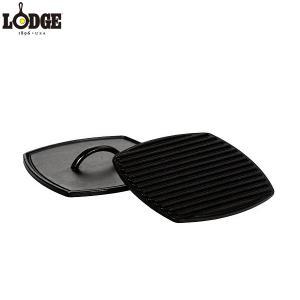 LODGE ロッジ [正規品]LDG パニーニプレス LPP3 19240044 ダッチオーブンの商品画像|ナビ