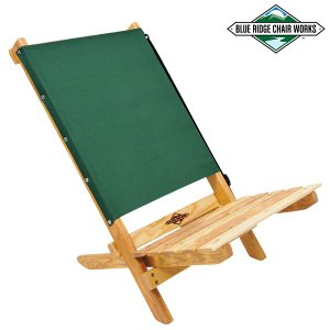 Blue Ridge Chair Works ブルーリッジチェアワークス フェスティバルチェア With ボトルオープナー フォレストグリーン 送料無料|aandfshop