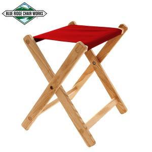 Blue Ridge Chair Works ブルーリッジチェアワークス ボイジャースツール レッド 送料無料|aandfshop