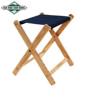 Blue Ridge Chair Works ブルーリッジチェアワークス ボイジャースツール ネイビー 送料無料|aandfshop
