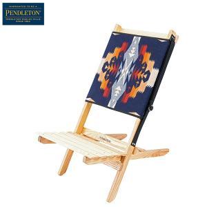 ペンドルトン PENDLETON ブルーリッジチェア ツーソンネイビー 15959 送料無料 椅子 日本正規商品 ウール製品|aandfshop